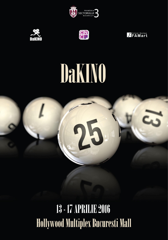 Poster DaKINO 25