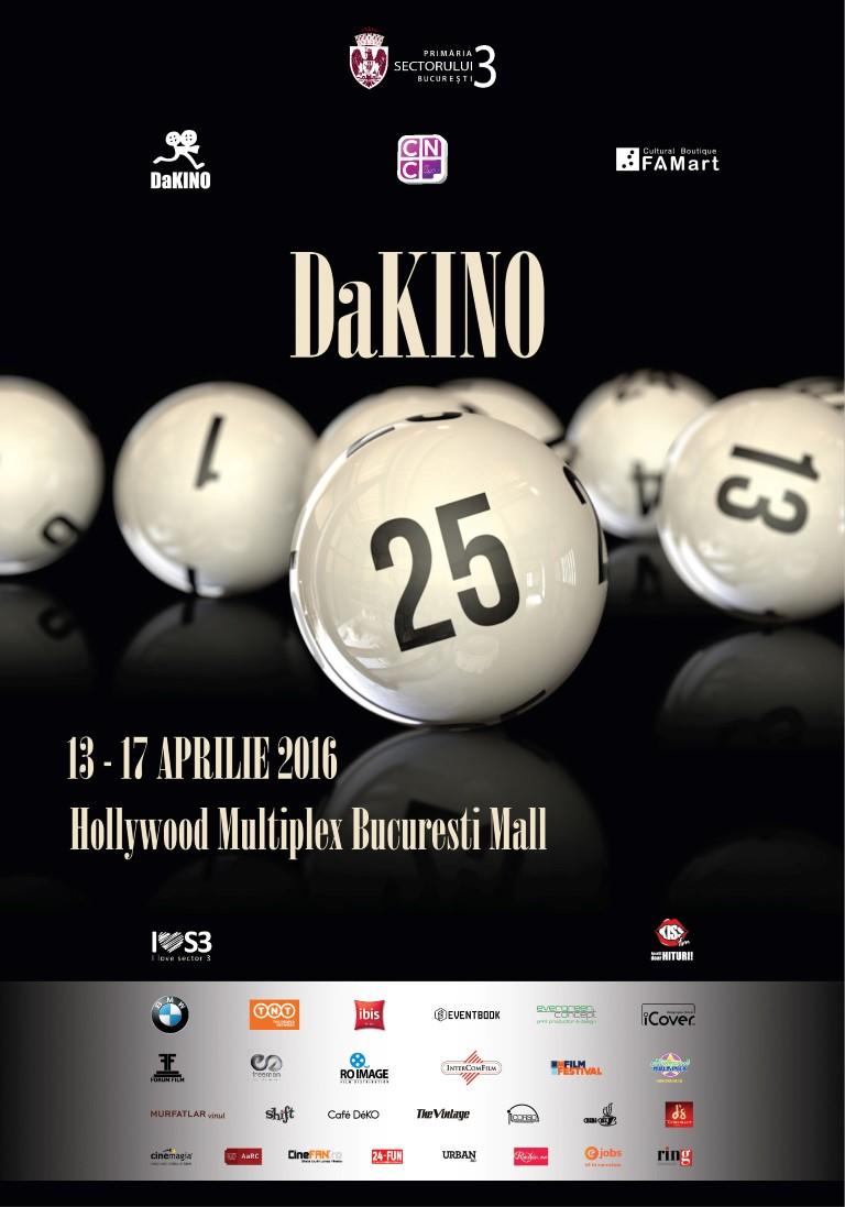 Poster DaKINO 23